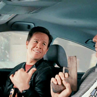 Other Guys, The - Mark Wahlberg stars as Detective Terry Hoitz and Will Ferrell stars as Detective Allen Gamble in Columbia Pictures' The Other Guys (2010)