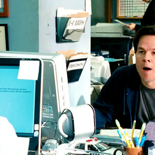 Other Guys, The - Mark Wahlberg stars as Detective Terry Hoitz in Columbia Pictures' The Other Guys (2010)