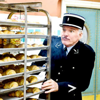 Steve Martin stars as Inspector Jacques Clouseau in Columbia Pictures' The Pink Panther 2 (2009). Photo credit by Peter Iovino.