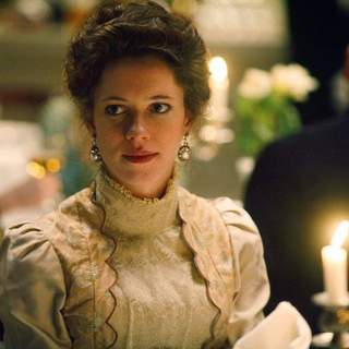 Rebecca Hall as Sarah Borden in Touchstone Pictures' The Prestige (2006)