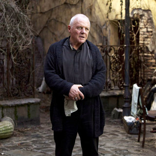 Anthony Hopkins stars as Father Lucas in Warner Bros. Pictures' The Rite (2011). Photo credit by Egon Endrenyi.