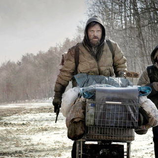Viggo Mortensen stars as Father and Kodi Smit-McPhee stars as Son in Dimension Films' The Road (2009) - the_road02