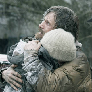 Viggo Mortensen stars as Father in Dimension Films' The Road (2009)