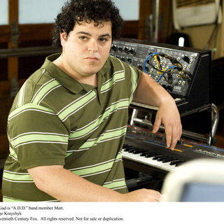Josh Gad stars as Matt Gadman in 20th Century Fox's The Rocker (2008). Photo credit by George Kraychyk. - the_rocker04