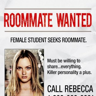 Roommate, The - Poster of Screen Gems' The Roommate (2011)