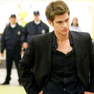Andrew Garfield stars as Eduardo Saverin in Columbia Pictures' The Social Network (2010)