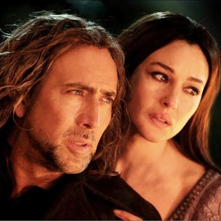 Nicolas Cage stars as Balthazar Blake and Monica Bellucci stars as Veronica in Walt Disney Pictures' The Sorcerer's Apprentice (2010) - the_sorcerer_s_apprentice08