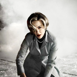 Spirit, The - Sarah Paulson stars as Ellen Dolan in Lions Gate Films' The Spirit (2008)
