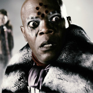 Spirit, The - Samuel L. Jackson stars as The Octopus in Lions Gate Films' The Spirit (2008)