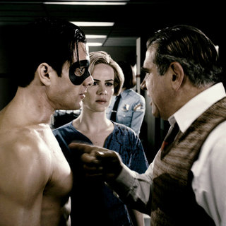 Gabriel Macht, Sarah Paulson and Dan Lauria in Lions Gate Films' The Spirit (2008) - the_spirit36