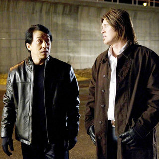 Jackie Chan stars as Bob Ho and Billy Ray Cyrus stars as Colton James in Lionsgate Films' The Spy Next Door (2010) - the_spy_next_door07
