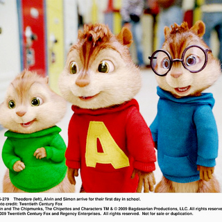 Alvin and the Chipmunks: The Squeakquel Picture 2
