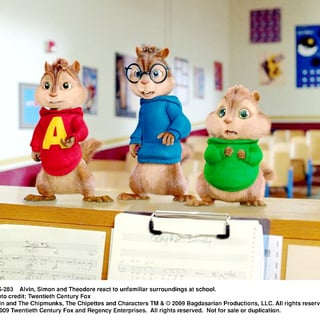 Alvin and the Chipmunks: The Squeakquel Picture 3