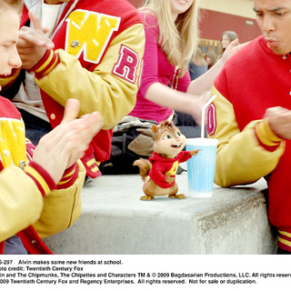 Alvin and the Chipmunks: The Squeakquel Picture 4