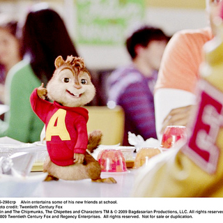 Alvin and the Chipmunks: The Squeakquel Picture 5