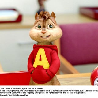 Alvin and the Chipmunks: The Squeakquel Picture 6