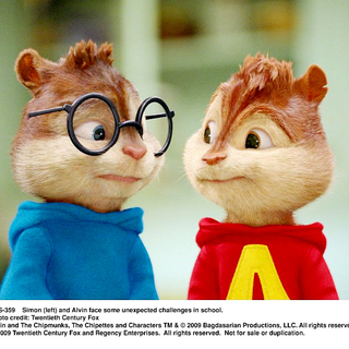 Alvin and the Chipmunks: The Squeakquel Picture 9