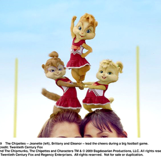 Alvin and the Chipmunks: The Squeakquel Picture 10