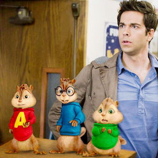 Zachary Levi stars as Toby Seville in 20th Century Fox' Alvin and the Chipmunks: The Squeakquel's (2009)