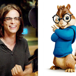 Matthew Gray Gubler voices Simon in 20th Century Fox' Alvin and the Chipmunks: The Squeakquel's (2009) - the_squeakquel16