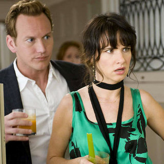 Patrick Wilson stars as Roland and Juliette Lewis in Miramax Films' The Switch (2010)