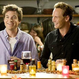 Jason Bateman stars as Wally and Patrick Wilson stars as Roland in Miramax Films' The Switch (2010)