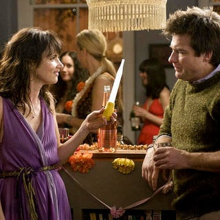 Juliette Lewis and Jason Bateman stars as Wally in Miramax Films' The Switch (2010)