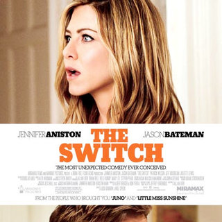 Poster of Miramax Films' The Switch (2010)
