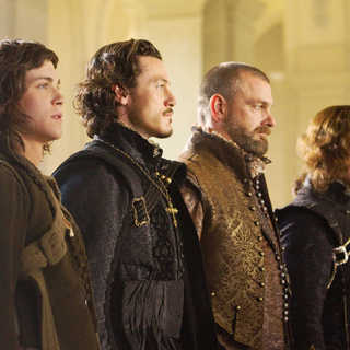Logan Lerman, Luke Evans, Ray Stevenson and Matthew Macfadyen in Summit Entertainment's The Three Musketeers (2011) - the_three_musketeers03