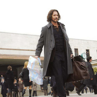 Tourist, The - Johnny Depp stars as Frank Taylor in Columbia Pictures' The Tourist (2010)