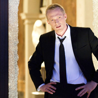 Tourist, The - Paul Bettany stars as Acheson in Columbia Pictures' The Tourist (2010)