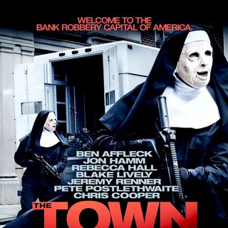 Poster of Warner Bros. Pictures' The Town (2010) - the_town_poster01