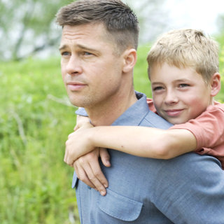 Brad Pitt stars as Mr. O'Brien in Fox Searchlight Pictures' The Tree of Life (2011)