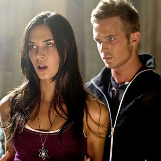 Odette Yustman stars as Casey Beldon and Cam Gigandet stars as Mark Hardigan in Rogue Pictures' The Unborn (2009) - the_unborn41