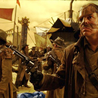 Danny Huston stars as The Colonel in Rogue Pictures' The Warrior's Way (2010) - the_warrior_s_way27