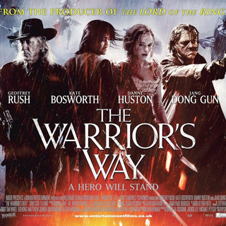 Poster of Rogue Pictures' The Warrior's Way (2010) - the_warrior_s_way_poster11