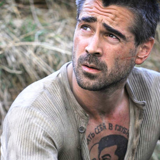 Colin Farrell stars as Valka in Newmarket Films' The Way Back (2011) - the_way_back_2010_34