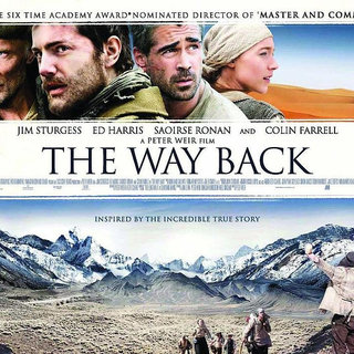 Poster of Newmarket Films' The Way Back (2011) - the_way_back_poster02