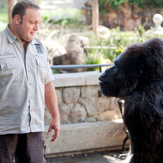 Kevin James stars as Griffin Keyes in Columbia Pictures' Zookeeper (2011). Photo credit by: Tracy Bennett.