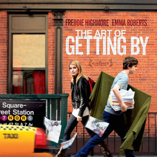 Art of Getting By, The - Poster of Fox Searchlight Pictures' The Art of Getting By (2011)