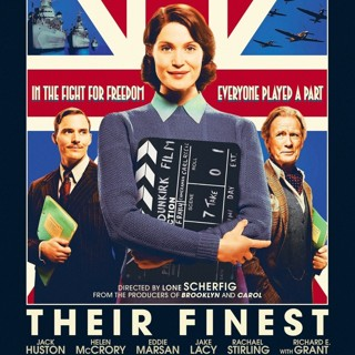 Poster of STX Entertainment's Their Finest (2017) - their-finest-poster02