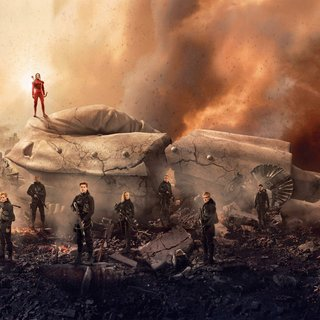 Poster of Lionsgate Films' The Hunger Games: Mockingjay, Part 2 (2015) - thg-mockingjay-part2-poster09
