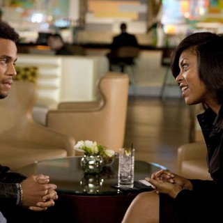 Michael Ealy stars as Dominic and Taraji P. Henson in Screen Gems' Think Like a Man (2012). Photo credit by Photo by Alan Markfield. - think-like-a-man03