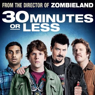 Poster of Columbia Pictures' 30 Minutes or Less (2011) - thirty-minutes-or-less-poster3