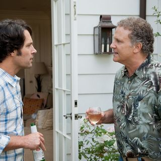Paul Rudd stars as Pete and Albert Brooks stars as Larry in Universal Pictures' This Is 40 (2012) - this-is-forty-image04