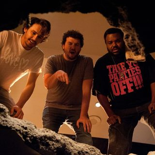 This Is the End - James Franco, Danny McBride and Craig Robinson in Columbia Pictures' This Is the End (2013)