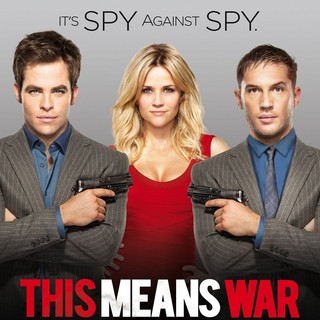 Poster of 20th Century Fox's This Means War (2012)