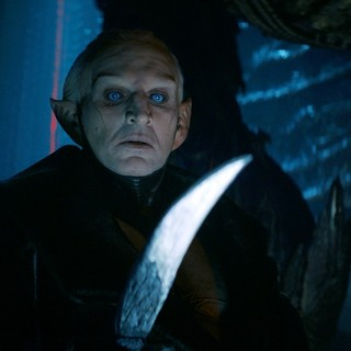 Christopher Eccleston stars as Malekith in Walt Disney Pictures' Thor: The Dark World (2013)