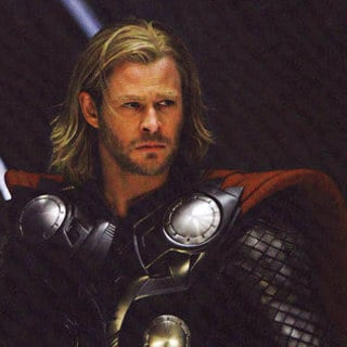 Thor - Chris Hemsworth stars as Thor in Paramount Pictures' Thor (2011)