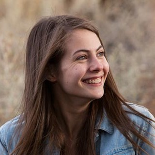 Willa Holland stars as Davey in Freestyle Releasing's Tiger Eyes (2013)